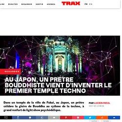 Au Japon, un prêtre bouddhiste vient d'inventer le premier temple techno