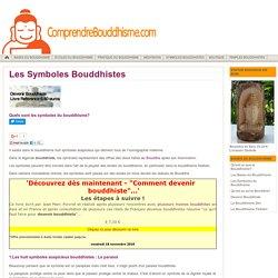Symboles Bouddhistes - Images des Symboles Bouddhistes - Signification des Symboles