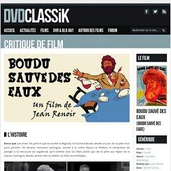 Boudu sauvé des eaux de Jean Renoir (1932) - Analyse et critique du film