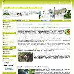 Balade à vélo - Ne jamais dire Nevers...Balade en VTT dans le Morvan