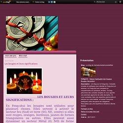 Les bougies et leurs significations - Le blog de mamaisonetastucesdefilles