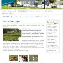Site ornithologique de Bouguenais
