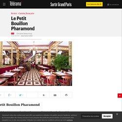 Le Petit Bouillon Pharamond - Restos dans le Grand Paris