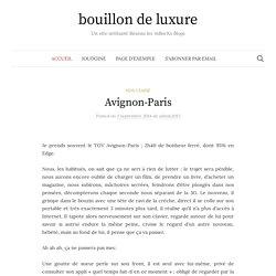 Bouillon de Luxure