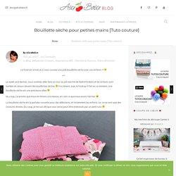 Bouillotte sèche pour petites mains [Tuto couture] - Alice Balice - couture et DIY loisirs créatifs