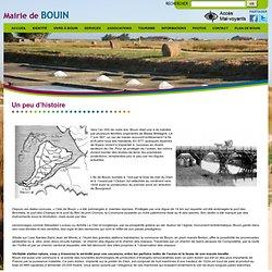 en Vendée, site officiel de la commune » Un peu d'histoire