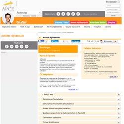 Boulanger - APCE, agence pour la création d'entreprises