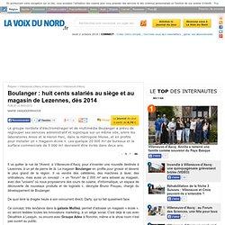 Boulanger : huit cents salariés au siège et au magasin de Lezennes, dès 2014 - Villeneuve d'Ascq