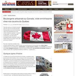 La Tribune des Métiers » Boulangerie artisanale au Canada, visite enrichissante chez nos cousins du Québec