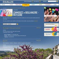 Boulangerie - pâtisserie - Commerces - Economie - Site officiel de la mairie d'Eguilles