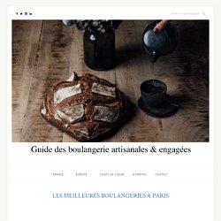 LES MEILLEURES BOULANGERIES À PARIS - PassionduPain®