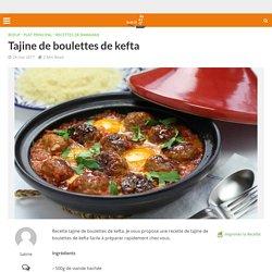 Tajine de boulettes de kefta - Recettes Ramadan Faciles
