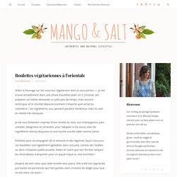 Boulettes végétariennes à l'orientale – Mango and Salt