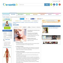 Causes Boulimie : Guide Cerveau, Nerf, Mémoire, Psychisme, Sommeil