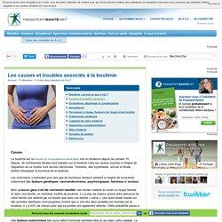 Boulimie - Causes et troubles associés