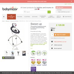 Baby Bouncer - Swoon Up from Baby Sleeping Range