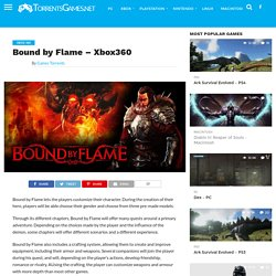 Bound by Flame - Xbox360
