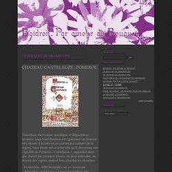 UN BOUQUET DE GRANDS VINS - Boidron. Par amour du Bouquet