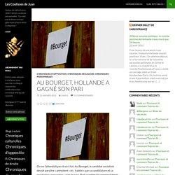 Au Bourget, Hollande a gagné son pari