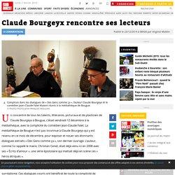Claude Bourgeyx rencontre ses lecteurs