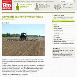 Portail de la Bio en Bourgogne : Convertir son exploitation en bio
