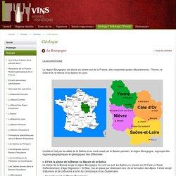 La Bourgogne / Géologie / Géologie / Vins VignesVignerons