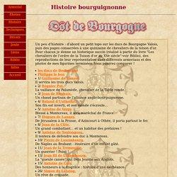 Ost de bourgogne : histoire bourguignonne : Philippe le bon et les chevaliers de la toison d'or