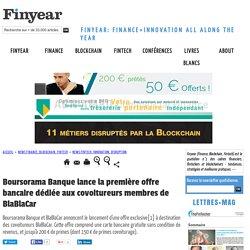 Boursorama Banque lance la première offre bancaire dédiée aux covoitureurs membres de BlaBlaCar