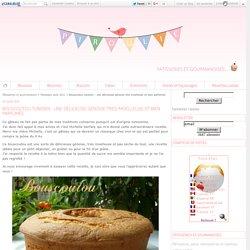 Bouscoutou tunisien : une délicieuse génoise très moelleuse et bien parfumée