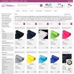 au mètre chez tissus.net. Vente de Tissus au mètre sur votre boutique en ligne - acheter / commander en ligne.