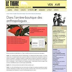 Anthropologue (Le-Tigre)