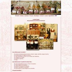 La Boutique des Plantes et herbes aromatiques de Provence