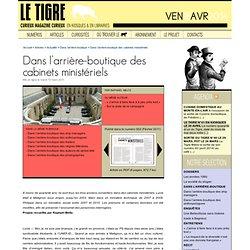Cabinets ministériels (Le-Tigre)