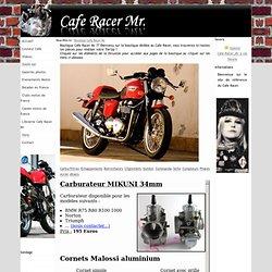 Boutique Cafe Racer Mr