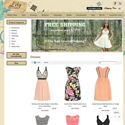 Lily Boutique., Women Cloths Online, Teen Clothing Or Apparel Chicago, Womens Clothings, Women Fashion Clothing, Trendy Juniors Clothes, Prom Dresses Or Evening Gowns, Celebrity Clothing Styles, Chicago