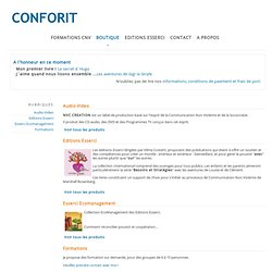 Esserci Ecomanagement | Boutique Conforit