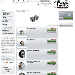 Boutique Facs Moto - OPTIQUES