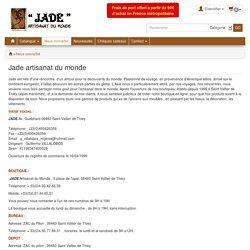 Boutique Jade, artisanat du monde