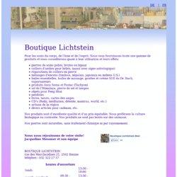Boutique Lichtstein Biel