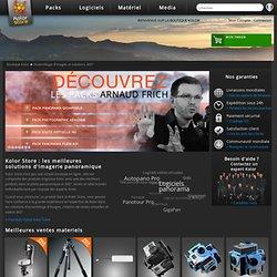 Achetez Autopano Pro, Autopano Giga, Panotour, Panotour Pro, XnView, Panobook et d'autres produits