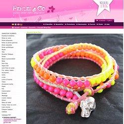 La boutique de vente en ligne de perles et accessoires pour la cré
