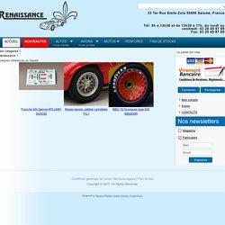 Boutique Renaissance-models - ACCUEIL
