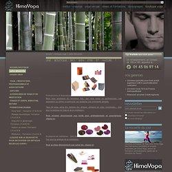 Boutique yoga, boutique produits bio naturels, vêtements yoga coton bio, accessoires yoga Paris