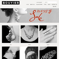BOUVIER Jewellery Online Shop