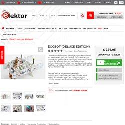 Eggbot bouwpakket (Deluxe edition) - Elektor