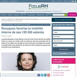 Bouygues favorise la mobilité interne de ses 130 500 salariés