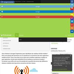 Bouygues, Free, Orange et SFR : quel est le meilleur réseau mobile ?
