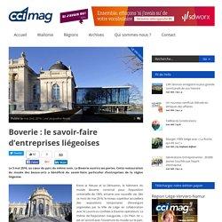CCI mag ' » Boverie : le savoir-faire d'entreprises liégeoises