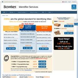 Identifier Services