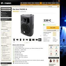 the box PA302 A - Thomann España